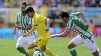 Betis vs. Villarreal