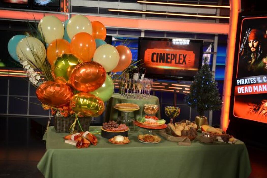 Pero esta semana prepararon un bloque especial de películas para Thanksg...