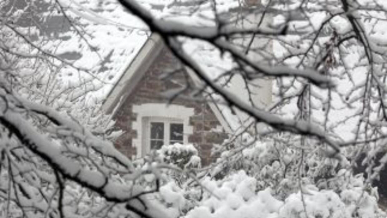 En Toronto las temperaturas se situaban en menos 29 grados centígrados c...