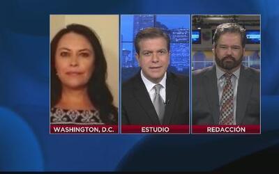 Debate sobre la acusación de Rick Perry