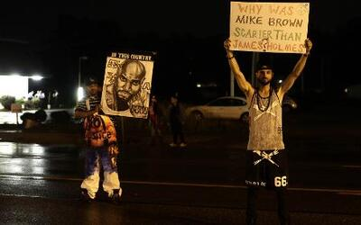 En vivo desde Ferguson tras decreto de toque de queda del gobernador