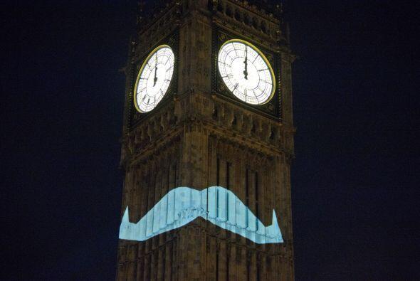 El Big Ben de Londrés