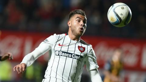 En 2014, junto a Ignacio Piatti, Villalba ganó la Copa Libertadores