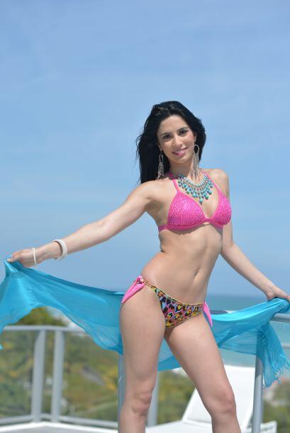 Ese encanto único que caracteiza a esta bella cubana la podr&iacu...