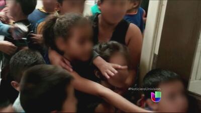 Crisis humanitaria por llegada de mujeres con niños y menores migrantes