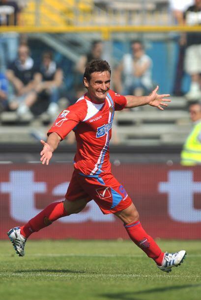 Sin embargo, Gonzalo Bergessio marcó uno de los dos goles con los...