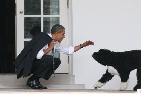 El Presidente de Estados Unidos se lo prometió a sus hijas en el discurs...