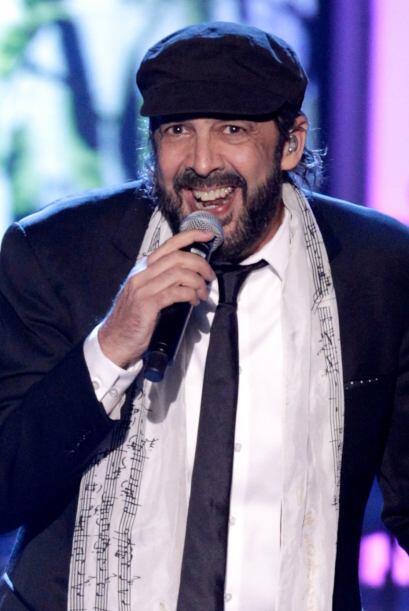Juan Luis Guerra, el más nominado en Latin GRAMMY 2012 no pod&iac...