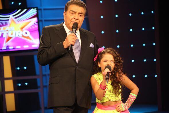 Y es que esta niña ¡no tiene pelos en la lengua!