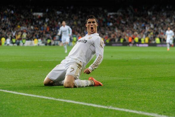 En la 2011-2012 Cristiano Ronaldo consiguió la que es hasta hoy su mejor...