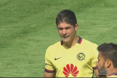 Javier Güémez sustituirá a Giovani dos Santos en el Tri