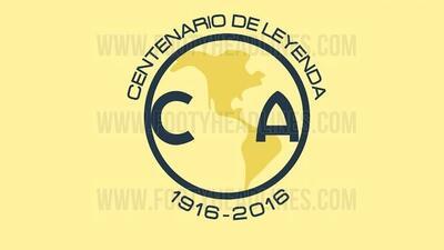 Posible escudo de América para el Centenario