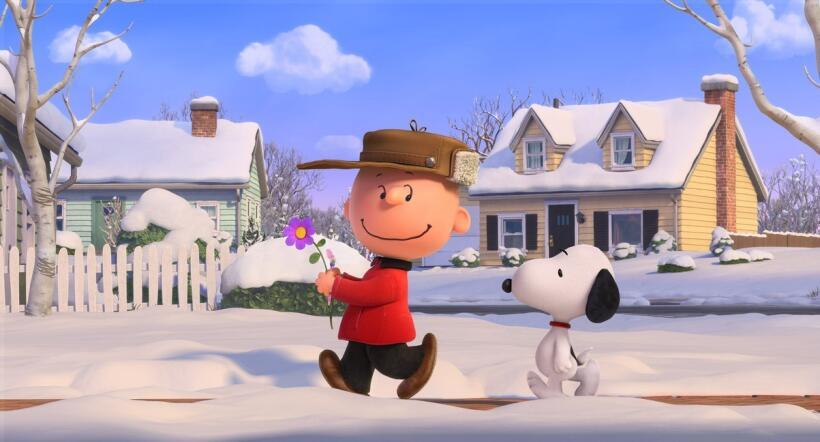 Peanuts: The Movie