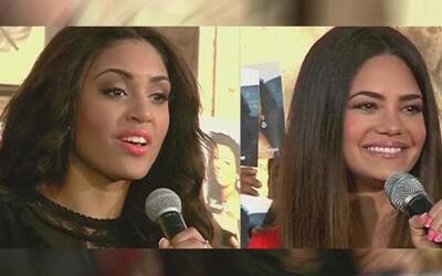 Jomari les dio terapia a las chicas de Nuestra Belleza Latina Parte 1