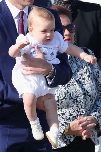 Es el tercero en la línea de sucesión al trono brit&aacute...
