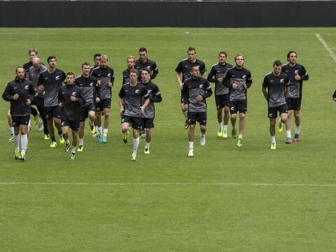 México enfrenta este miércoles a Nueva Zelanda, una selección que sólo h...