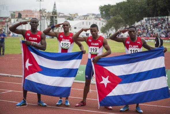 Los Juegos Centroamericanos y del Caribe Veracruz 2014 llegaron a su fin...