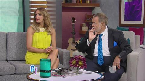 Raúl de Molina hizo un análisis profundo del embarazo de Marjorie de Sousa