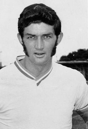 Ignacio Calderón (1966 y 1970).- Jugó dos partidos en Inglaterra y cuatr...
