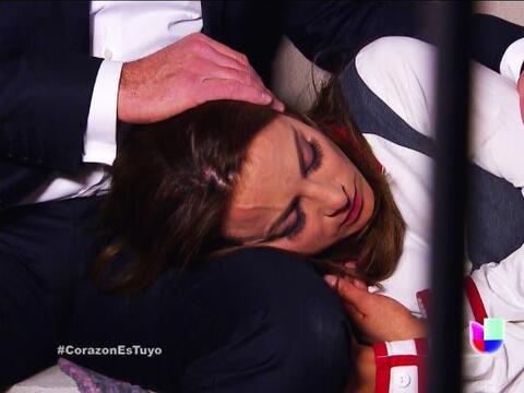 Descansa Ana, seguramente estás muy cansada después de un...