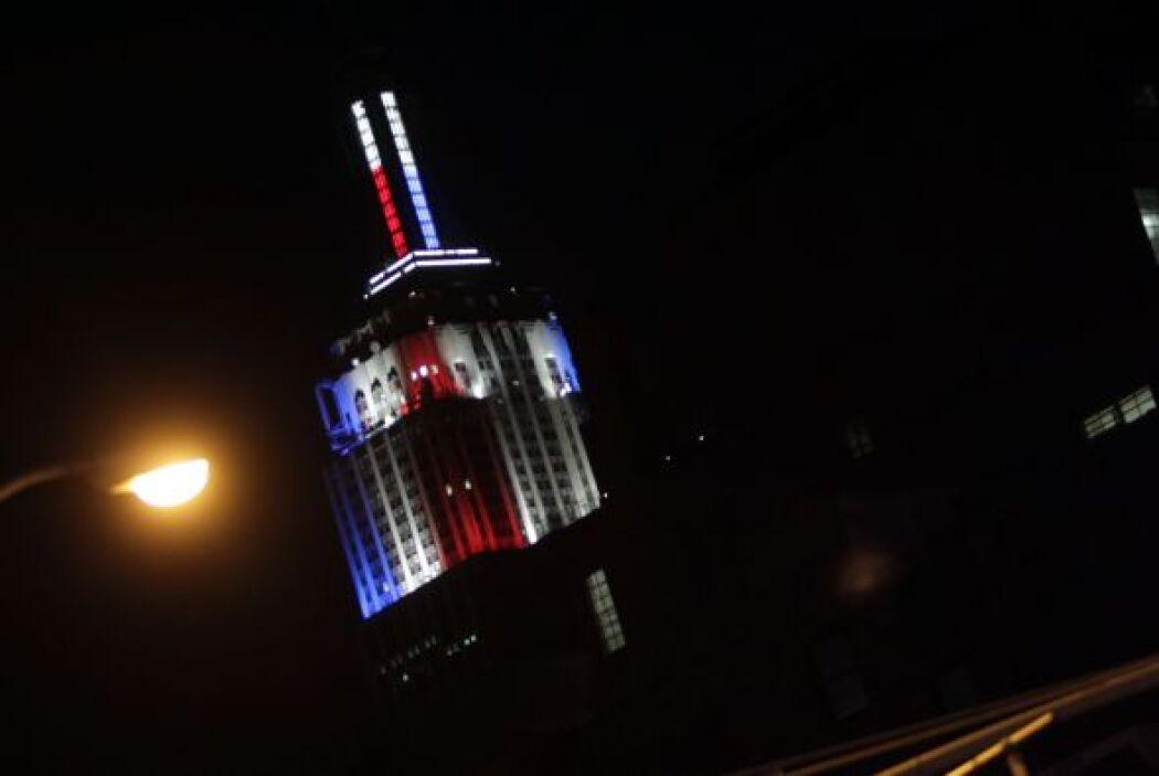 El rascacielos Empire State de Nueva York sería hoy un indicador de los...
