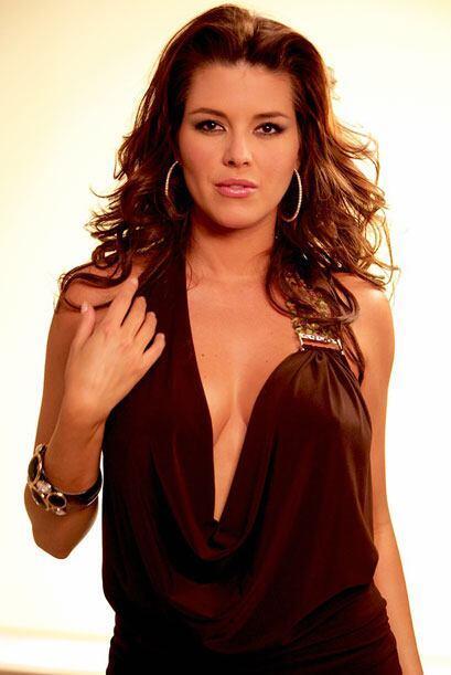 Su belleza no ha sido lo único que ha hecho sobresalir a Alicia Machado....
