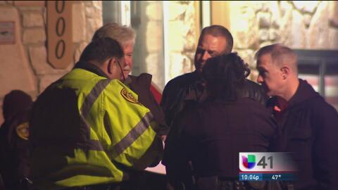 Persecución termina en suicidio en San Antonio