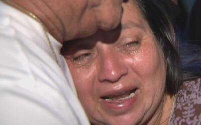 Delia Sánchez viajaba a bordo del autobús que se accident&...