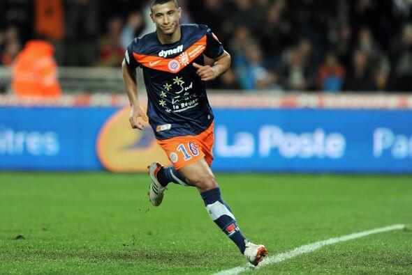 El sorprendente campeón nacional francés, el Montpellier,...