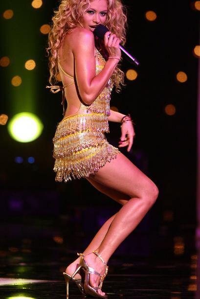 """Paulina Rubio: La """"Chica dorada"""" sin duda es una de las hispan..."""