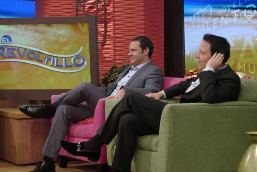 Raúl definió a Alan como un excelente compañero de trabajo.
