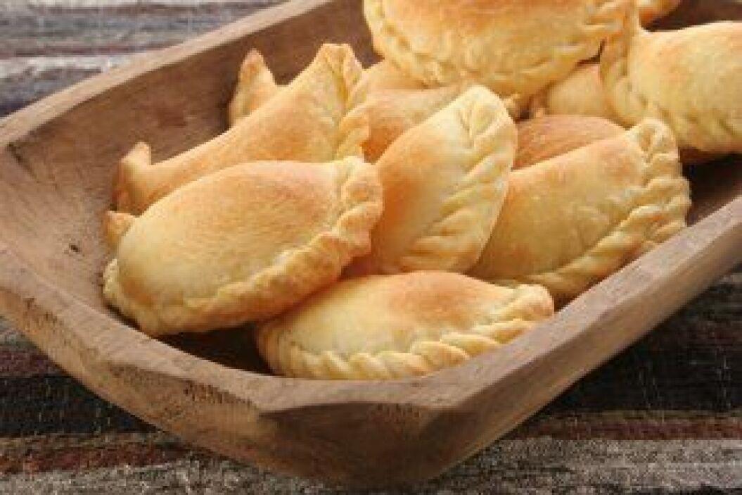 EMPANADAS DE CALABAZA - Las empanadas a pesar de su presentación, no son...