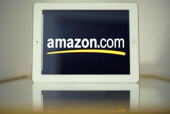 6. Amazon.com  ¿Quién ocupa el mismo lugar en el mercado g...