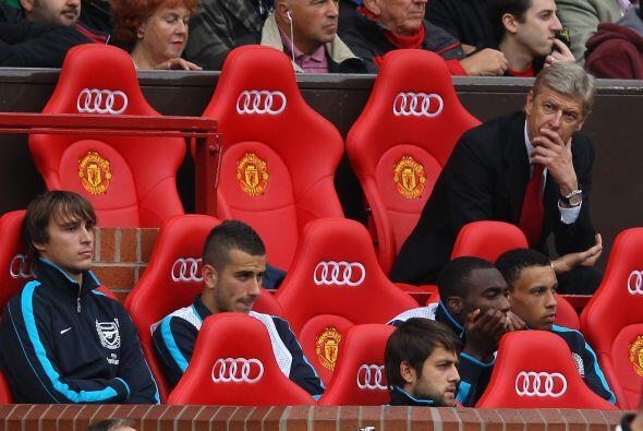 Pero después del 8-2 que le metió Manchester United a los...