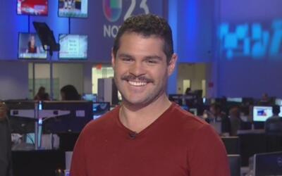 Así es como Marco de la O logra transformarse en 'El Chapo' para televisión