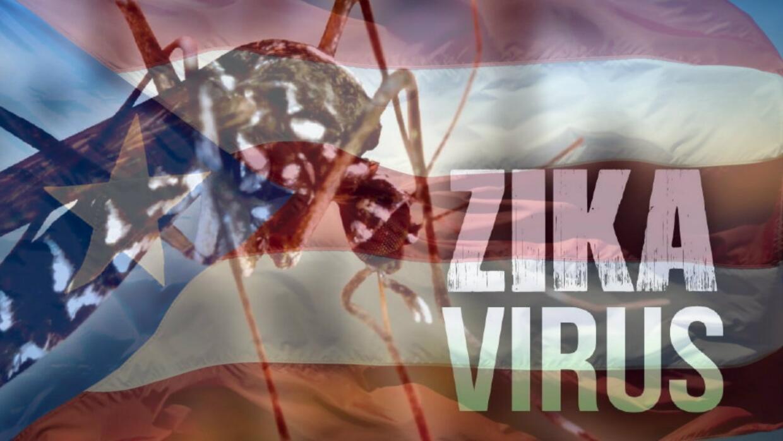 Zika Puerto Rico bandera