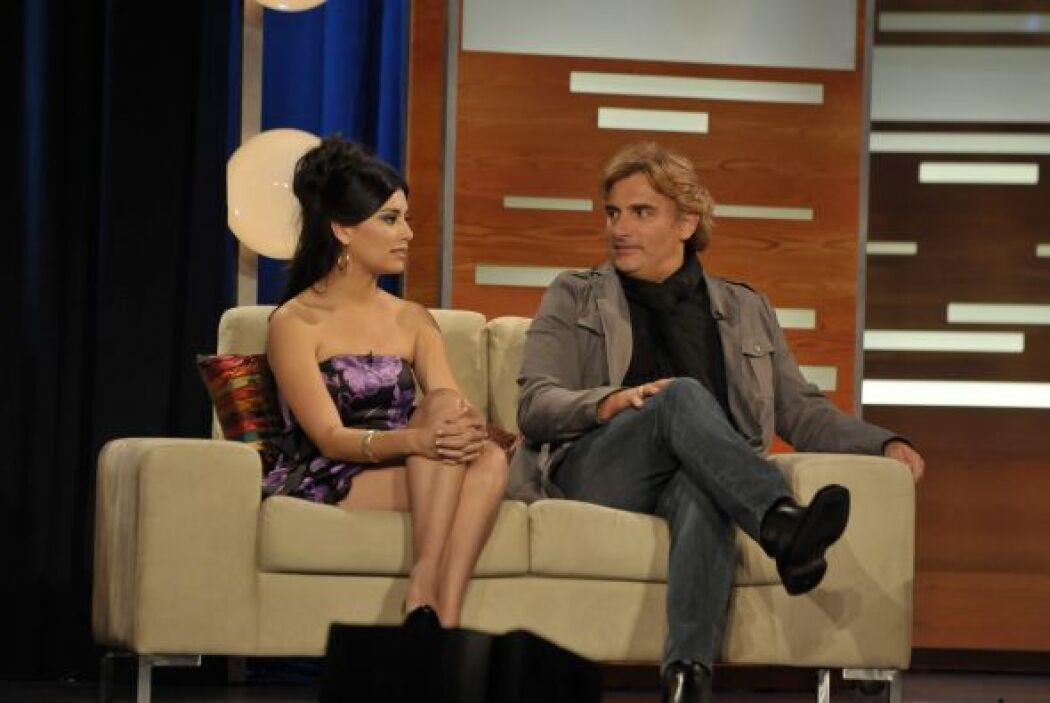 Leticia Morales y Harry Geithner, hablaron de lo que pasó detrás de cáma...