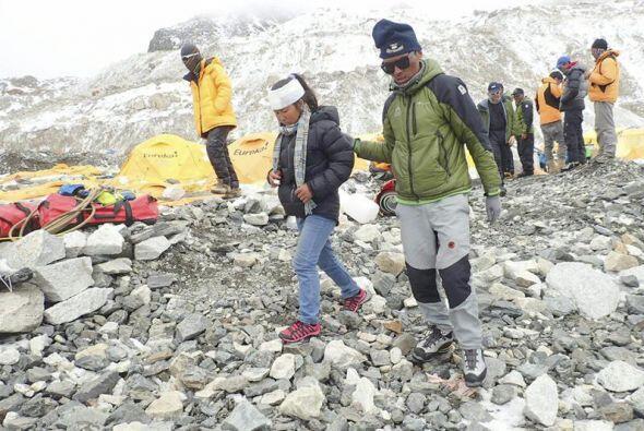 En el hospital en la localidad de Lukla, cercana al Everest, 29 personas...