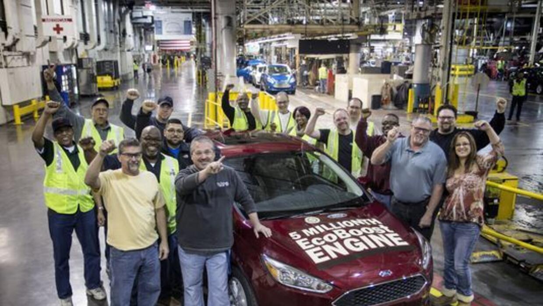 Toda la gama de vehículos Ford y Lincoln pueden equipar motores EcoBoost.