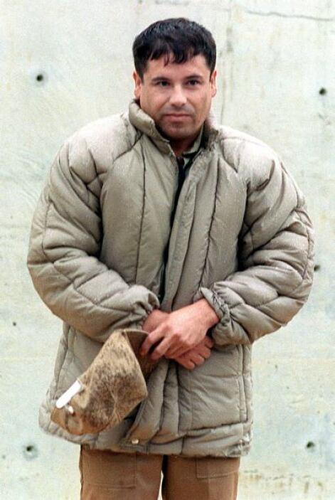 JOAQUÍN EL CHAPO GUZMAN.- Tras la muerte del terrorista Osama Bin Laden,...