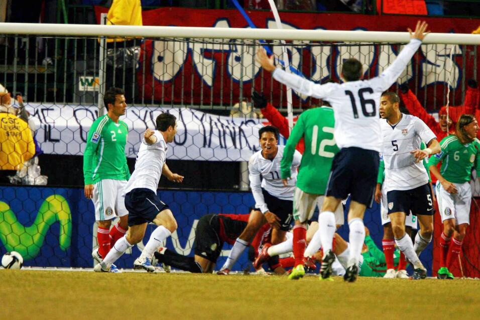 Historia de la maldición de Columbus: México vs Estados Unidos OK 2009 C...