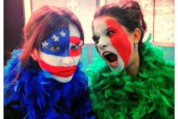 México y Estados Unidos son favoritos para llegar a la final, per...