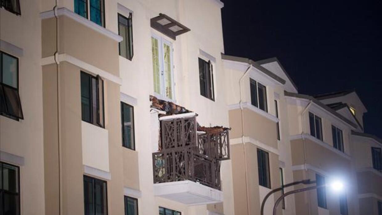 Colapso de balcón en Berkeley deja 6 muertos