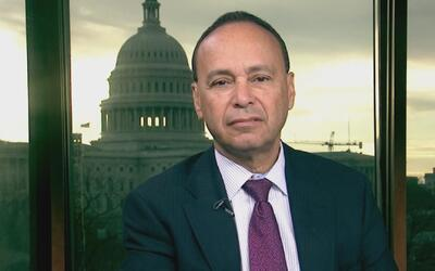 El congresista Luis Gutiérrez no asistirá a la toma de posesión de Donal...