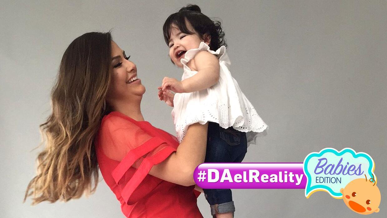 #DAelReality Babies Edition: ¿Quién cuida a Giulietta cuando Ana sigue t...