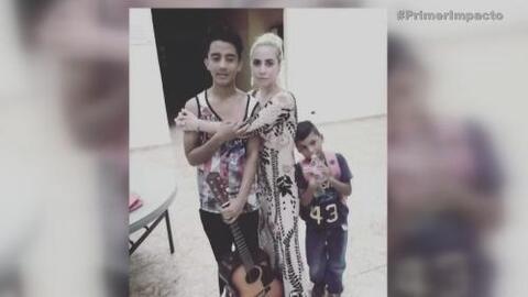 Lady Gaga paso un día en un hogar de niños en México