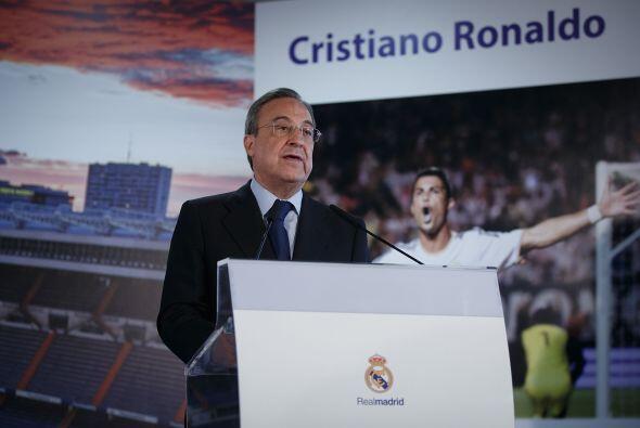 El rotativo de Barcelona 'Sport' asegura que el dirigente blanco ya no c...