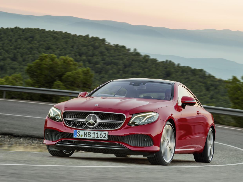 Mercedes-Benz Clase E Coupe 2018