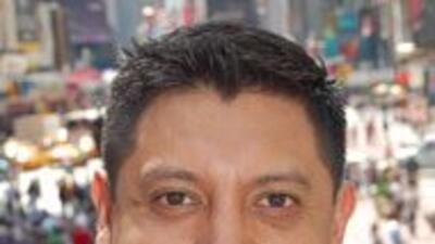 Jesús Sánchez, locutor de La Qué Buena 92.7.