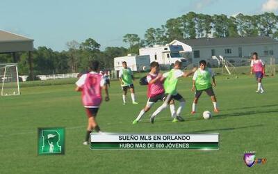 El Sueño MLS empezó a seleccionar en Orlando